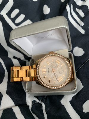 Rose gold frosted 3way time table for Sale in Hyattsville, MD