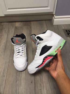Nike air Jordan 5 retro pro star size 10.5 for Sale in Federal Way, WA