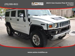 2008 HUMMER H2 for Sale in Houston, TX