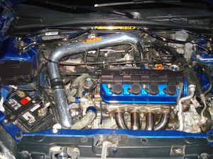 Honda Civic cold air intake for Sale in Queens, NY
