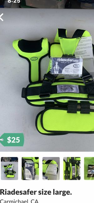 Riadesafer size large. for Sale in Carmichael, CA