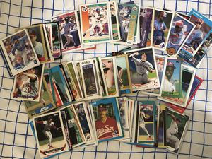 Vintage baseball card lot for Sale in The Bronx, NY