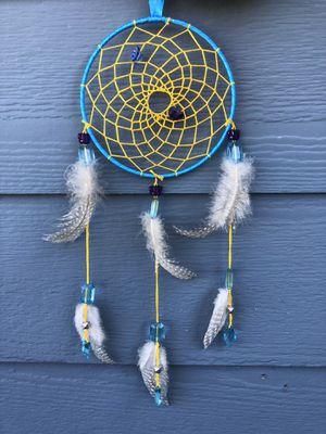 Blue Butterfly Dreamcatcher for Sale in North Highlands, CA