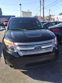 16 Ford Explorer -EVERYONE APPROVED for Sale in Baltimore,  MD