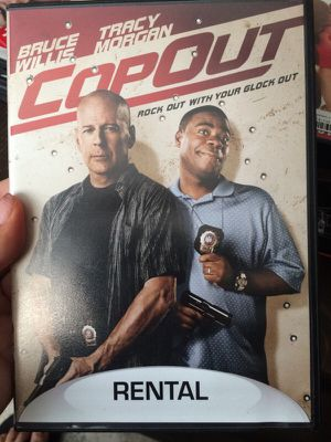 Cop Out DVD for Sale in Scottsdale, AZ