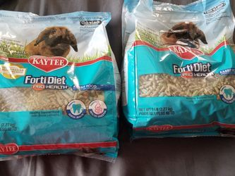 Kaytee FortiDiet Pro Health Adult Rabbit Food for Sale in Wood Dale,  IL