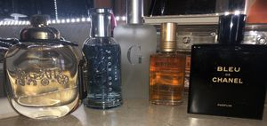 Men's Designer Cologne Lot for Sale in Port St. Lucie, FL