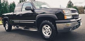 CHEVY SILVERADO WITH FAST AND RELIABLE ENGINE for Sale in Virginia Beach, VA