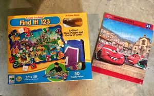 Toddler puzzles for Sale in Alexandria, KY