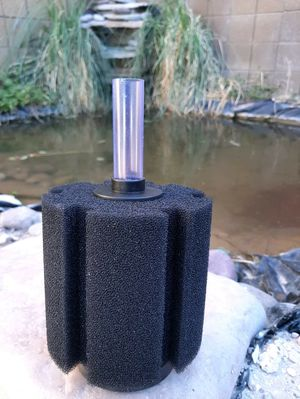 4x Sponge filter large, BRAND NEW, aquariums fish tanks ponds. for Sale in Las Vegas, NV