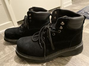 Men's work boots size 9 for Sale in San Jacinto, CA