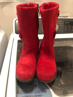 Gymboree boots for girls for Sale in Pineville, NC