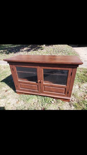 Refinished tv stand for Sale in Lexington, KY