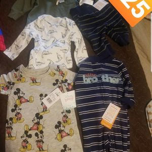 New W Tags Baby Clothes Size 3-6months for Sale in Bell, CA