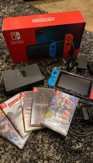 Nintendo switch for Sale in Cypress, CA