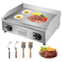 """NEW 3000W 29"""" Commercial Electric Countertop Griddle Flat Top Grill Hot Plate Bbq for Sale in Carson,  CA"""