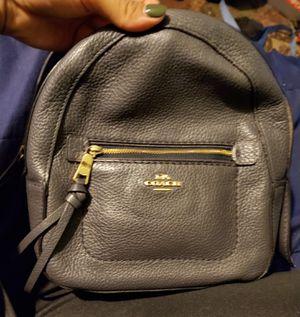 Coach mini backpack for Sale in San Bernardino, CA