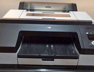 Epson Stylus Pro 4900 Printer for Sale in Jersey City, NJ
