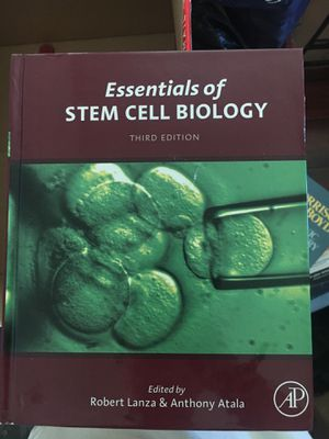 Essentials of stem cell biology (3rd ed.) Lanza & Ayala for Sale in Los Angeles, CA