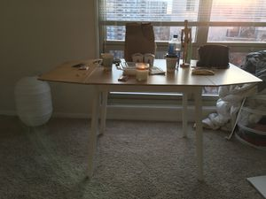Wooden table for Sale in Chevy Chase, MD