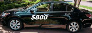 $8OO URGENT I sell my family car 2OO9 Honda Accord Sedan Runs and drives great. for Sale in Philadelphia, PA