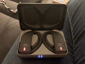 JBL - Endurance Peak True Wireless In-Ear Headphones for Sale in Kennesaw, GA