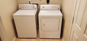 Kenmore Washer & Dryer for Sale in San Antonio, TX