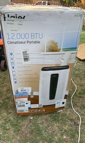 12,000 btu haier for Sale in Los Angeles, CA