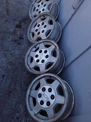 6 lug rim's 16 for Sale in Costa Mesa, CA