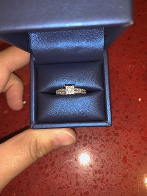 Real diamond ring 1/4 CTTW for Sale in Trimble, MO