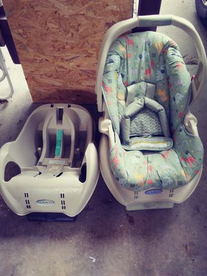 Graco car seat Includes 2 bases for Sale in Springfield, MO