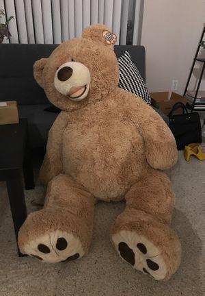Giant, Cute, Brand New Teddy Bear! for Sale in Pasadena, CA