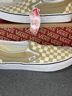 Vans Classic Slip-one, Men's Sizes 9 & 9.5, $30 for Sale in La Mirada,  CA