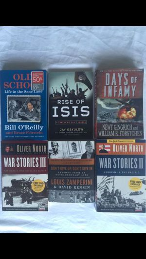 Various Books for Sale in Spring Hill, FL