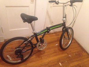 Shimano fold up bike for Sale in Boston, MA