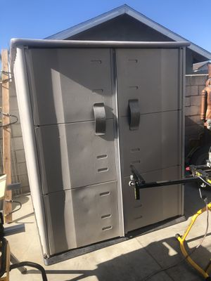 Rubbermaid Shed 6x5 for Sale in Fontana, CA
