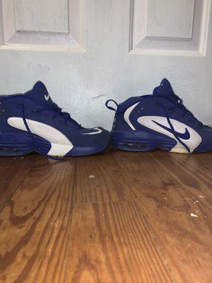 RARE Deadstock Nike Air Way up HYPER Blue 579945-400 Sz 11 Retro Basketball for Sale in Fredericksburg, VA