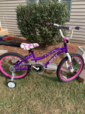 "Brand new! Girls ""Next"" bicycle for Sale in Roanoke, VA"