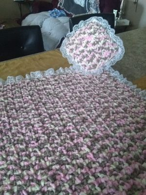 Hand made baby blankets for Sale in Montgomery, AL