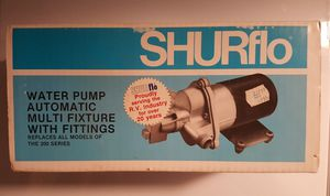 shurflo {contact info removed} RV pump for Sale in Atlanta, GA
