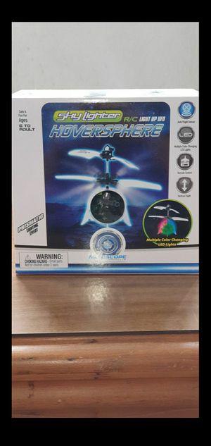 Drone Mindscope Sky Lighter R/C Light Up UFO Hoversphere/ mini drone for Sale in Grosse Pointe Woods, MI