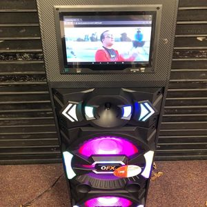 PA Subwoofer 🔊 🎶 Karaoke 🎤 Touch Screen 📺 for Sale in Silver Spring, MD