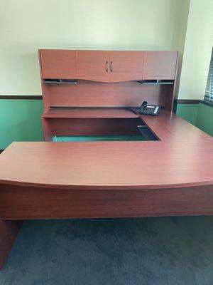 Two Office Desk with Hutch for Sale in Miami Gardens, FL