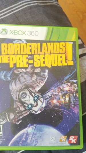 Borderlands The Pre Sequel for Sale in NJ, US