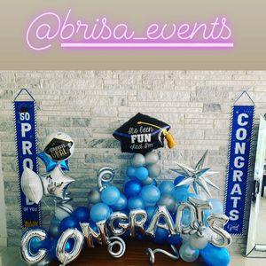 Balloons decor for Sale in Miami, FL