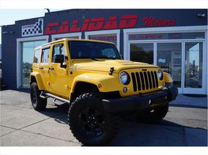 2015 Jeep Wrangler Unlimited for Sale in Concord, CA