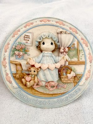 Precious Moments, Sharing the Moments Plate Collection for Sale in Pico Rivera, CA