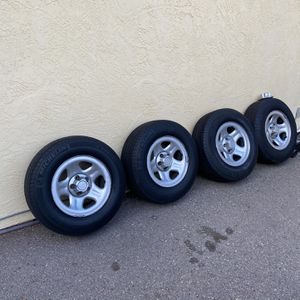 Jeep Wheels With Micheline Tires for Sale in Lakeside, CA