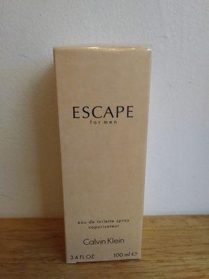 Perfume para hombre Escape de Calvin Klein for Sale in Reedley, CA