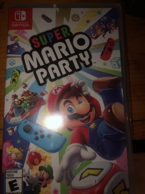 Mario party for Sale in Brockton, MA